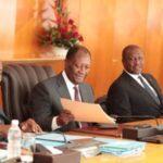 Côte d'Ivoire : conseil des ministres du 20 janvier 2021 (le communiqué)